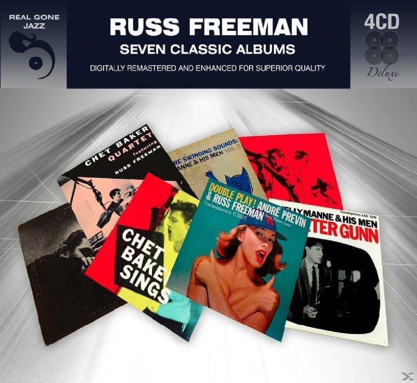 SEVEN CLASSIC ALBUMS (4CD)