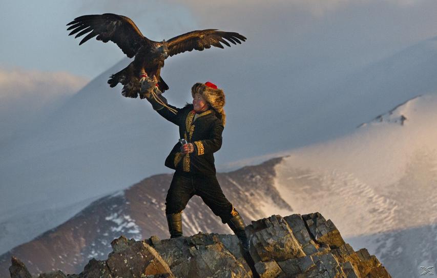 The Eagle Huntress - (DVD)