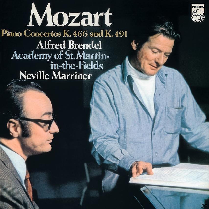 MOZART:PIANO CONCERTOS NO (LP)