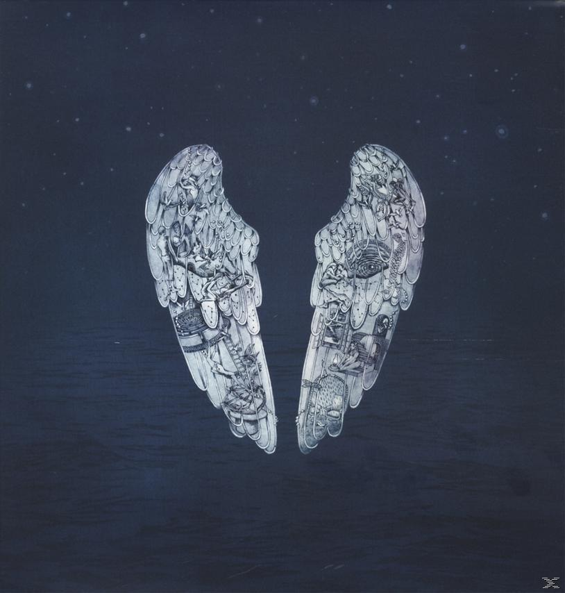 GHOST STORIES (LP)