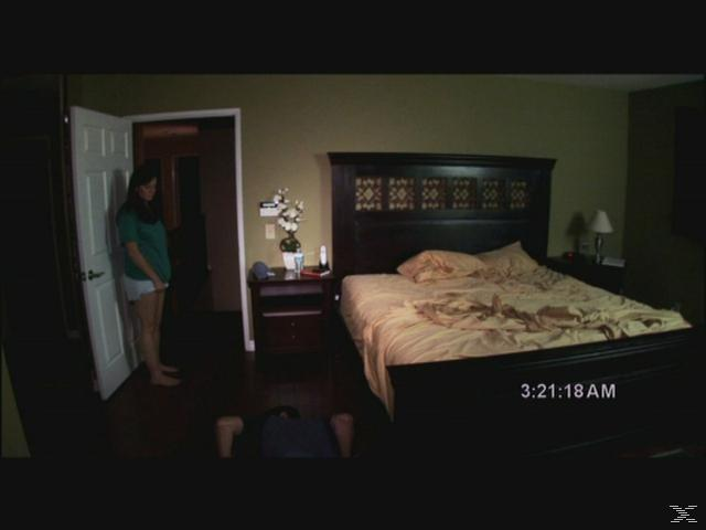 Paranormal Activity - (Blu-ray)