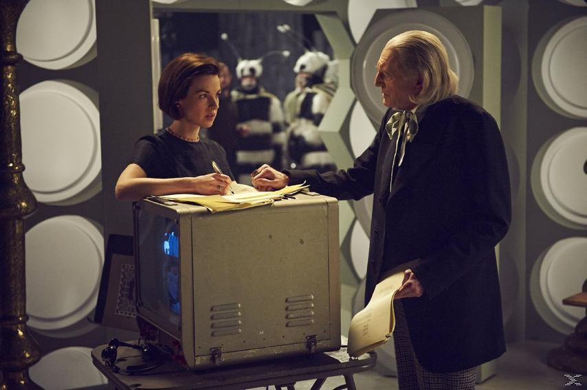 Ein Abenteuer in Raum und Zeit - Die Geschichte von Doctor Who beginnt genau hier ... [DVD]