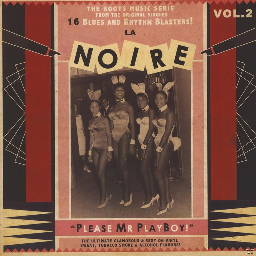 LA NOIRE V2 (LP)