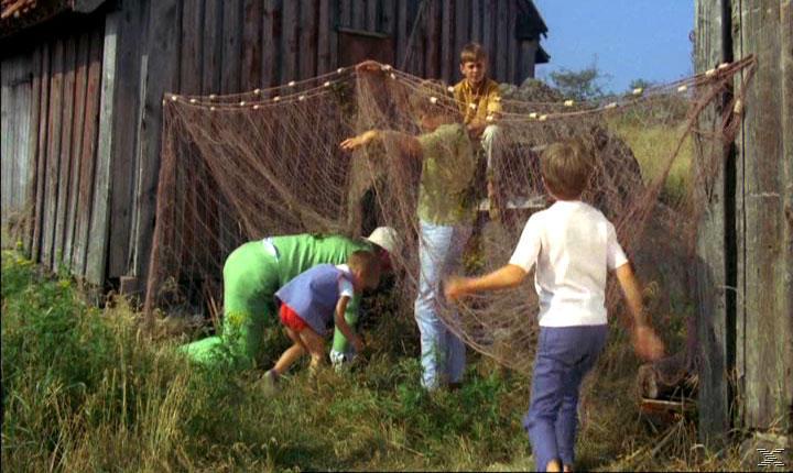 Ferien auf Salkrokan - Glückliche Heimkehr [DVD]