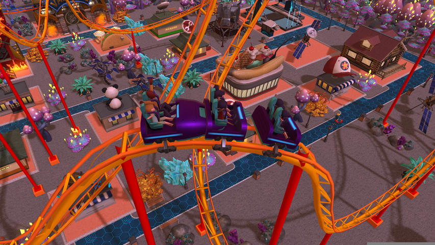 Rollercoaster Tycoon - Adventures | Nintendo Switch
