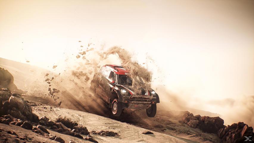 Dakar 18 für Xbox One