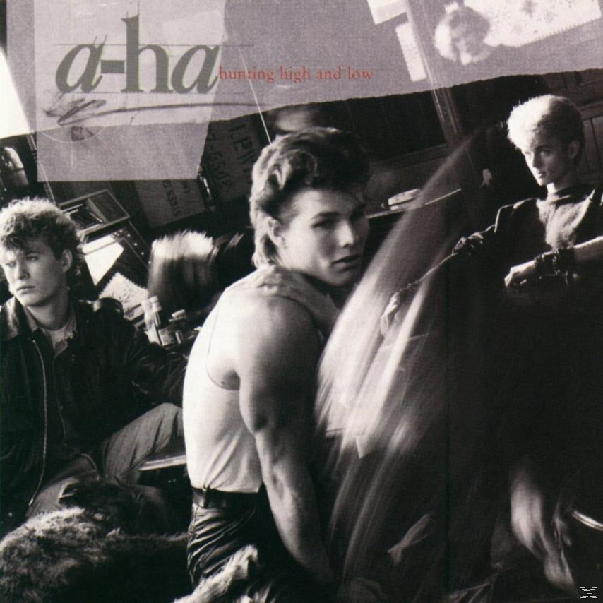 HUNTING HIGH & LOW (LP)