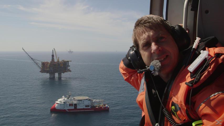Planet Oil - Die Geschichte des Öls - (DVD)