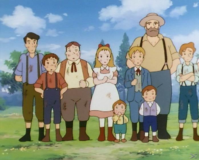Missis Jo und ihre fröhliche Familie - Volume 1 - (DVD)