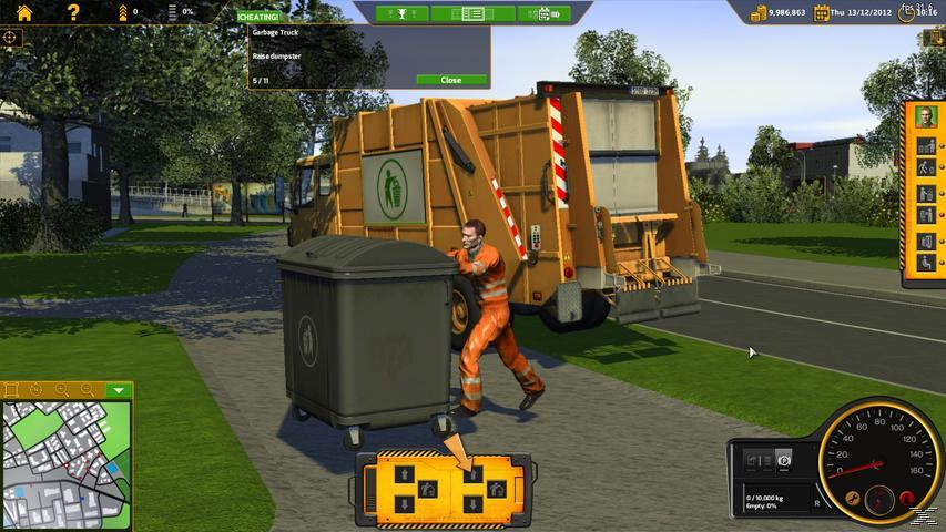RECYCLE: Müllabfuhr-Simulator - PC