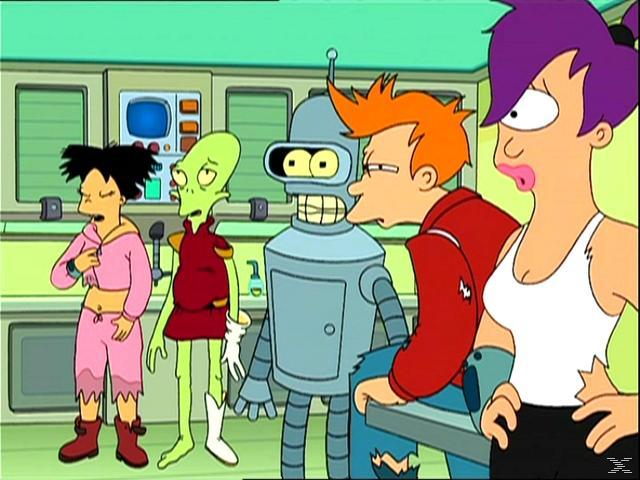 Futurama - Staffel 4 - (DVD)
