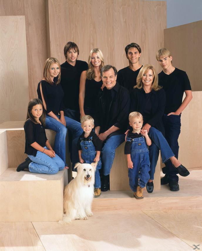 EINE HIMMLISCHE FAMILIE 6.STAFFEL - (DVD)