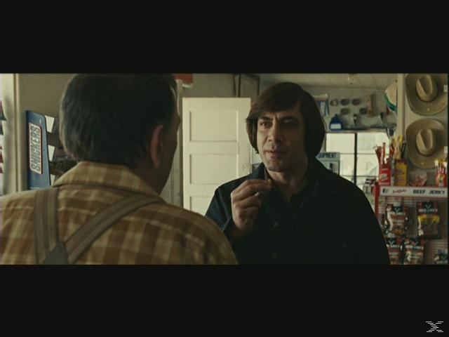 NO COUNTRY FOR OLD MEN Drama Blu-ray