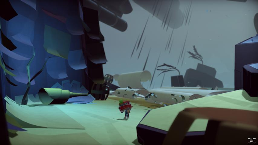 Tearaway: Unfolded (PlayStation 4)