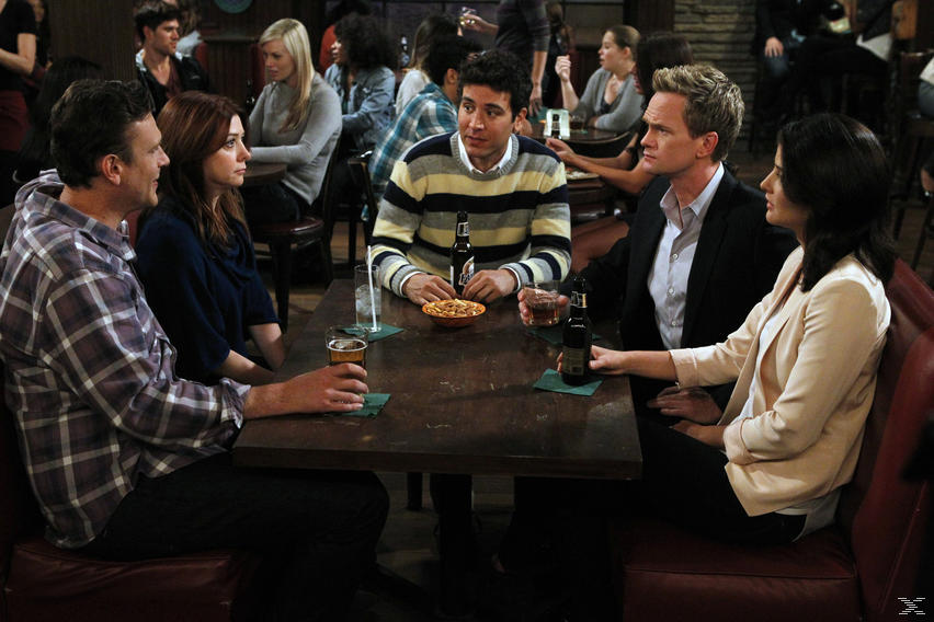 How I Met Your Mother - Staffel 8 [DVD]