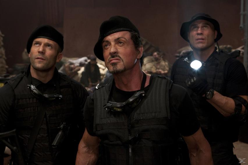 WVG MEDIEN GMBH The Expendables Trilogy (Limited Collector's Edition)