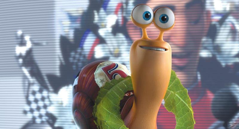 Turbo - Kleine Schnecke, großer Traum (3D) [3D Blu-ray (+2D)]