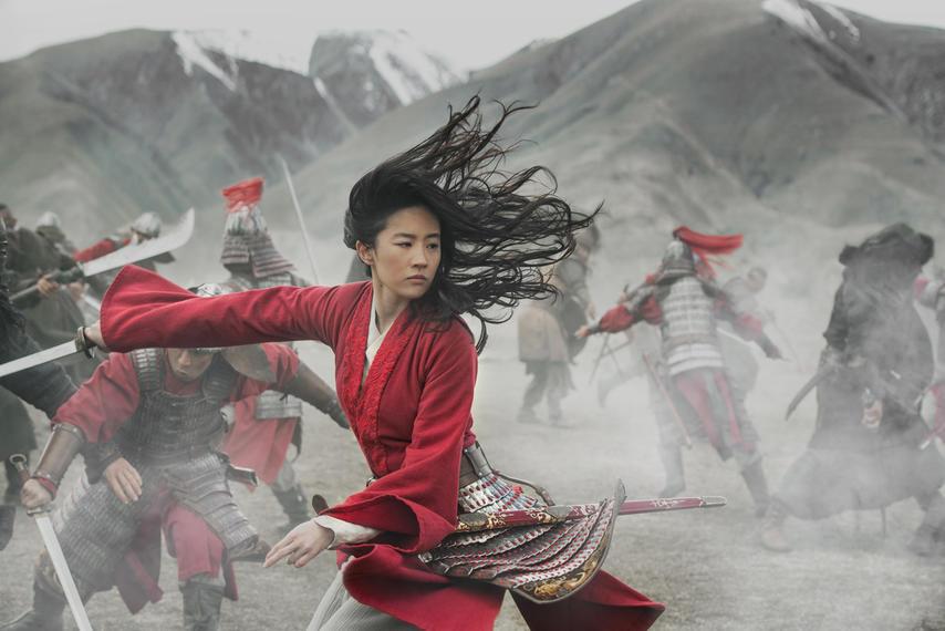 Mulan | Blu-ray