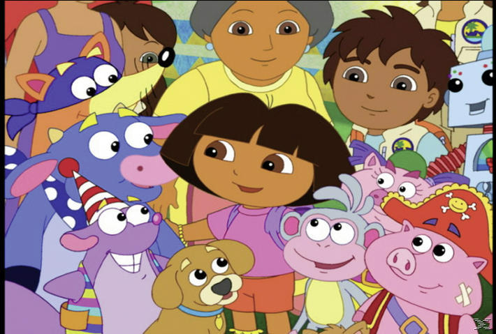 Dora - Das große Geburtstagsabenteuer [DVD]