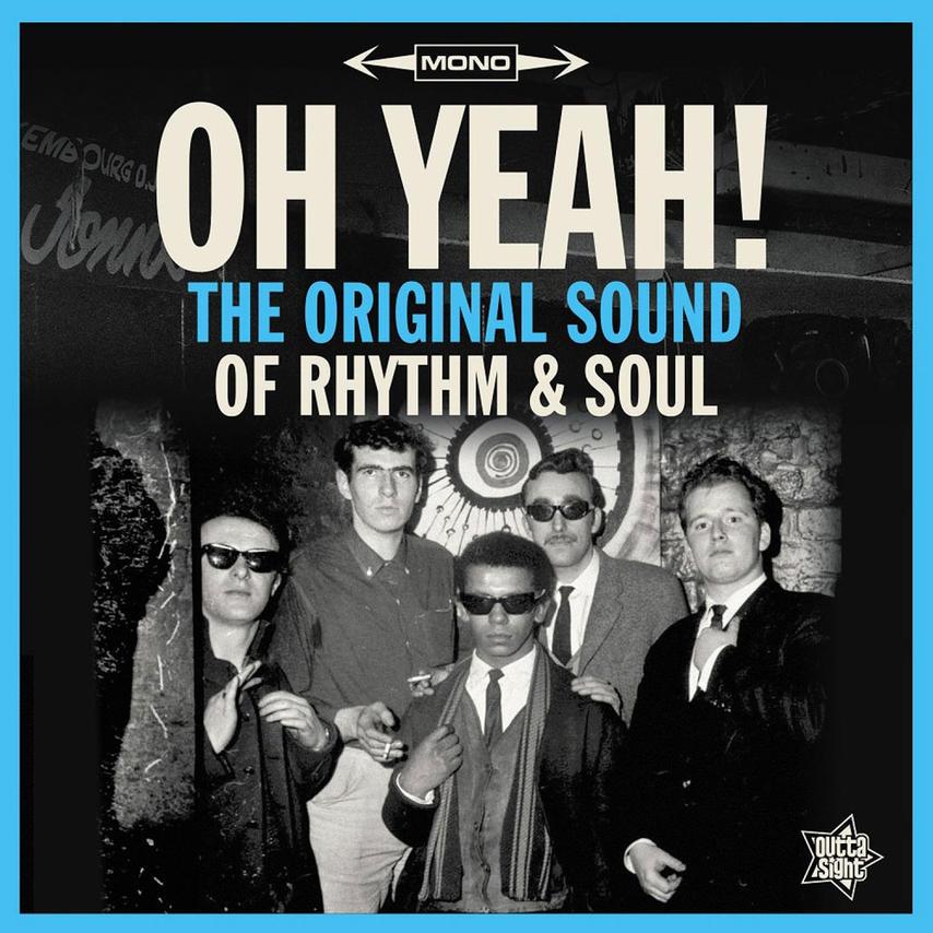 OH YEAH! ORIGINAL SOUND RHYTHM&SOUL (LP)