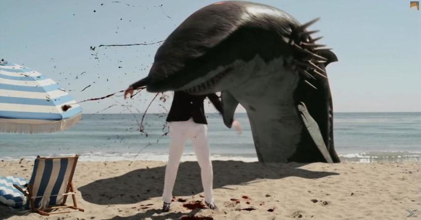 Sharktopus vs. Pteracuda - Kampf der Urzeitgiganten - (Blu-ray)