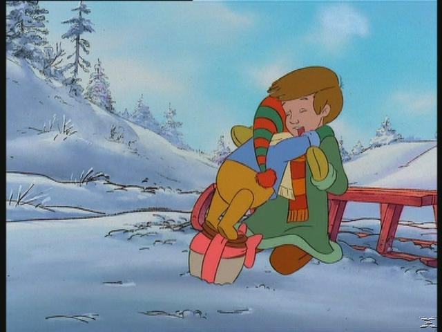 Winnie Puuh  Honigse Weihnachtszeit  Disney Filme  DVD