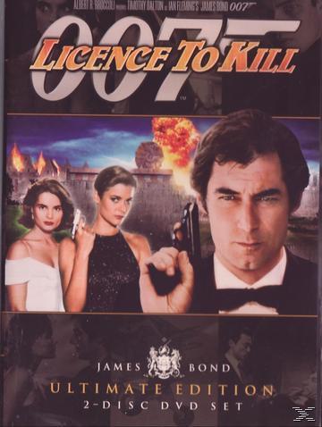 Τζέιμς Μποντ Πράκτωρ 007 - Προσωπική Εκδίκηση