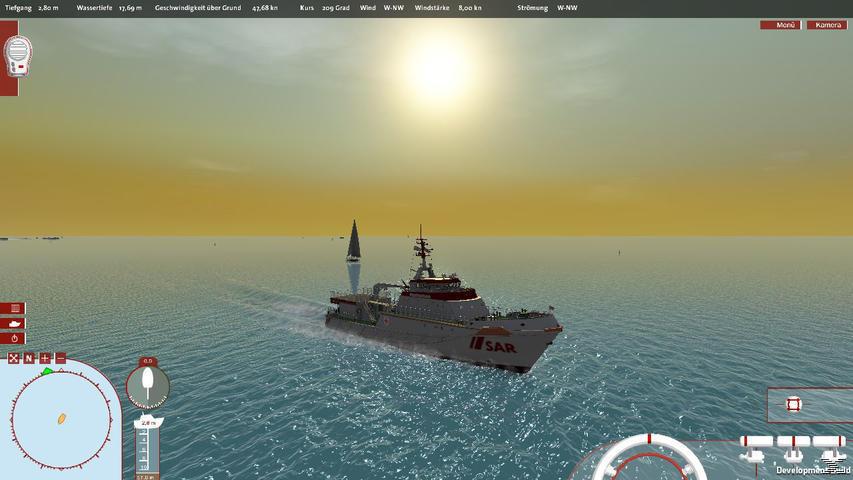 Schiff-Simulator: Die Seenotretter - PC