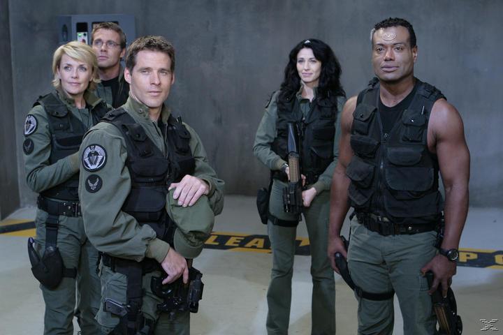 Stargate Kommando SG 1 – Die komplette Serie (62 Discs) [DVD]