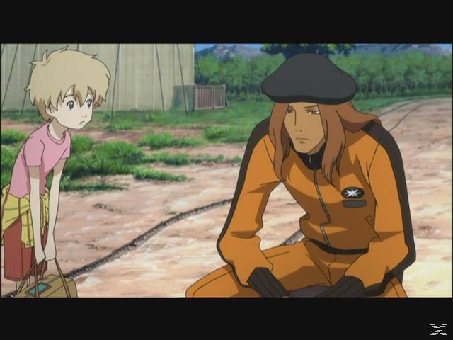 Michiko und Hatchin - Vol. 3 - (DVD)