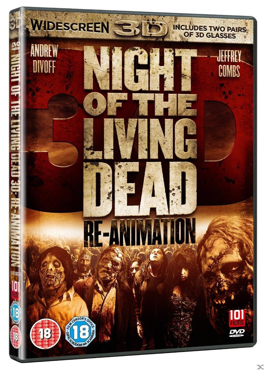 NIGHT OF THE LIVING DEAD REANIMATION 3D