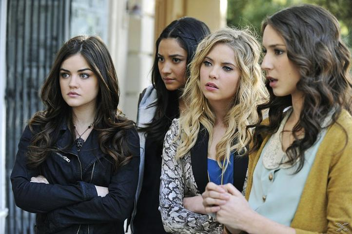 Pretty Little Liars - Die komplette zweite Staffel Drama DVD