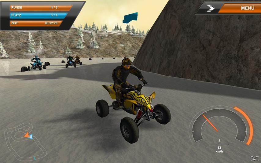 ATV Quadracer Ultimate [PC]
