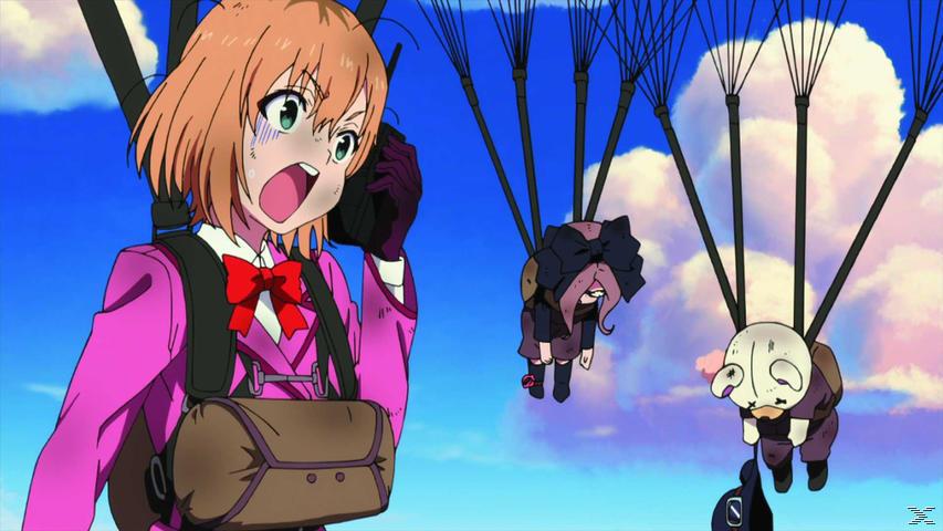 Shirobako - Vol 4 (Episoden 13-16) - (DVD)