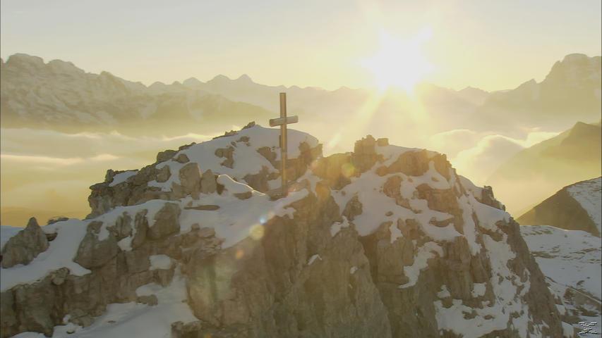 Die Alpen - Unsere Berge von oben - (Blu-ray)