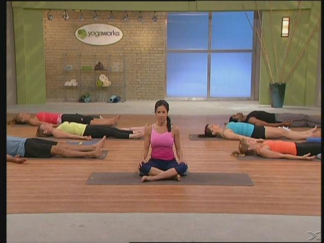 Yogaworks - Das Basisprogramm - (DVD)