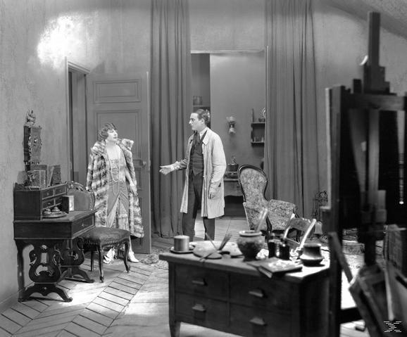 Charlie Chaplin - Die Nächte einer schönen Frau - (DVD)