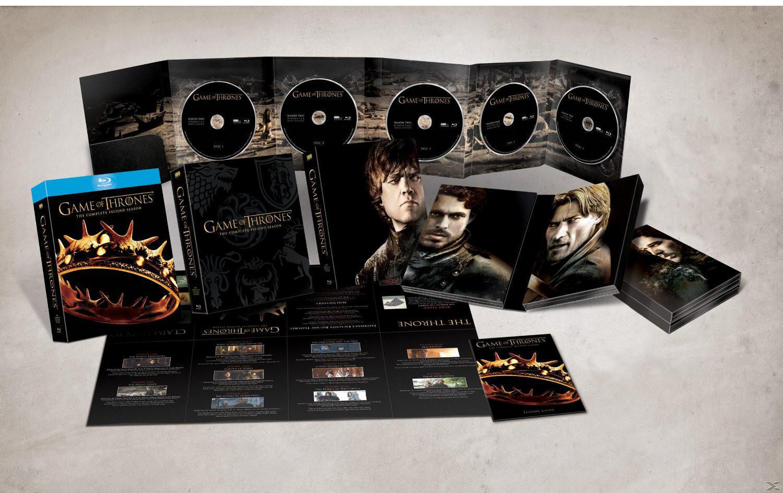 Game of Thrones - Season 2 Bluray Box