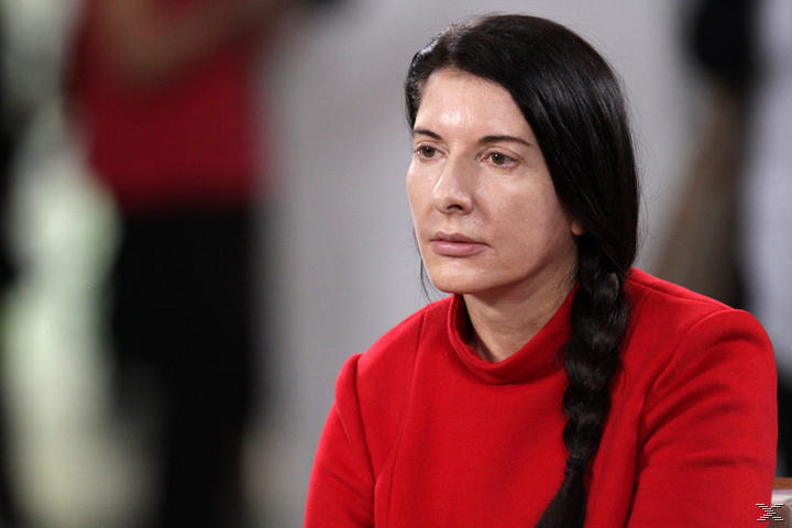 Marina Abramović: The Artist is present (OMU) [Blu-ray]