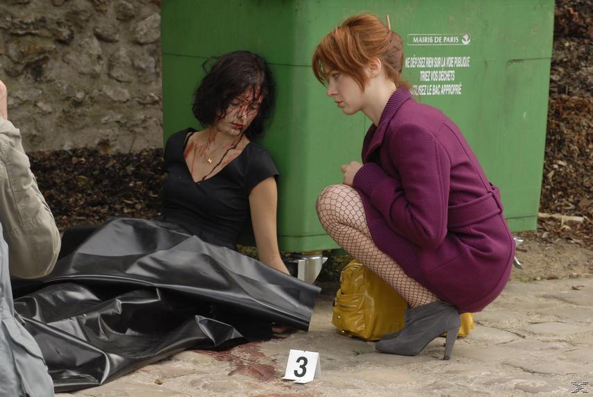 Profiling Paris - Staffel 1 - (Blu-ray)