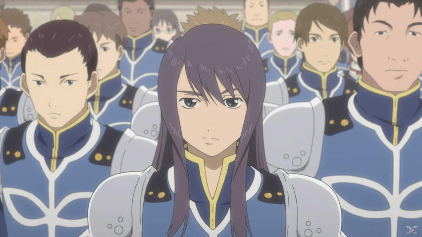 Tales of Vesperia - The First Strike - (Blu-ray)