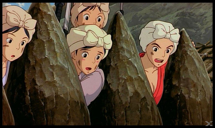 Prinzessin Mononoke [Blu-ray]