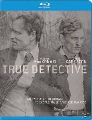 TRUE DETECTIVE SEASON 1 [BLU RAY]
