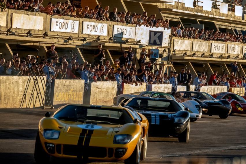 Le Mans 66: Gegen jede Chance (inkl. HDR) [4K Ultra HD Blu-ray + Blu-ray]