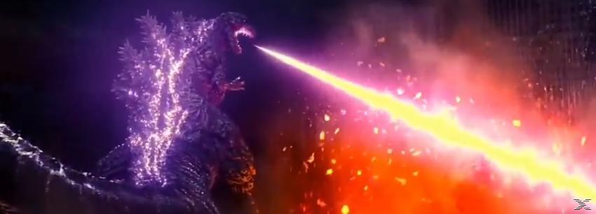 Shin Godzilla - (DVD)