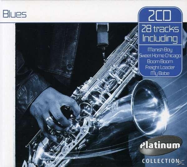 BLUES: PLATINUM COLLECTION (2CD)