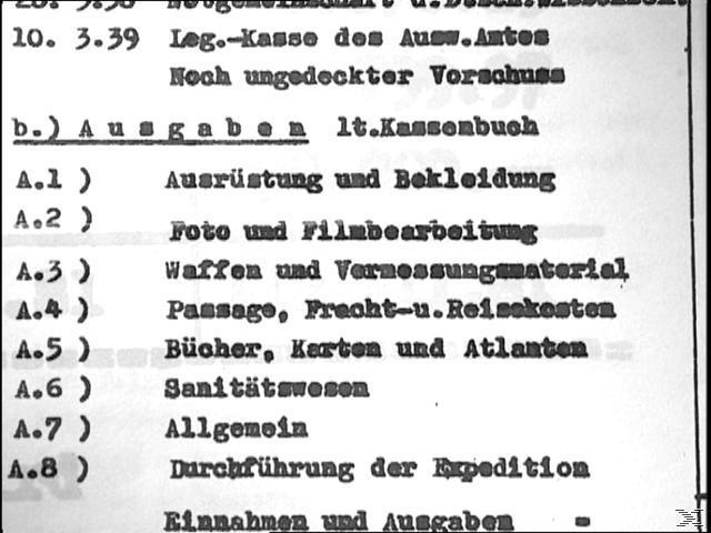 DIE EXPEDITIONEN DER NAZIS/ABENTEUER U.RASSENWAHN [DVD]