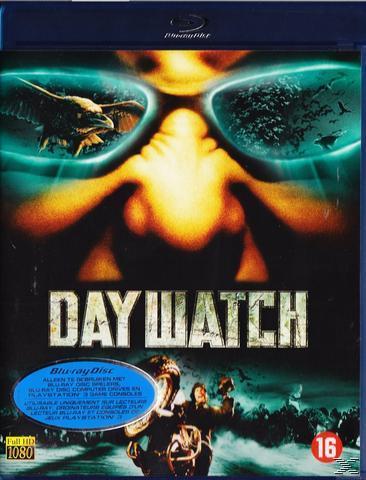 Daywarch [Blu-Ray]