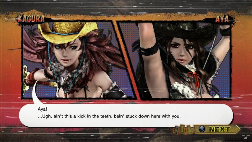 Onechanbara Z2: Chaos [PlayStation 4]