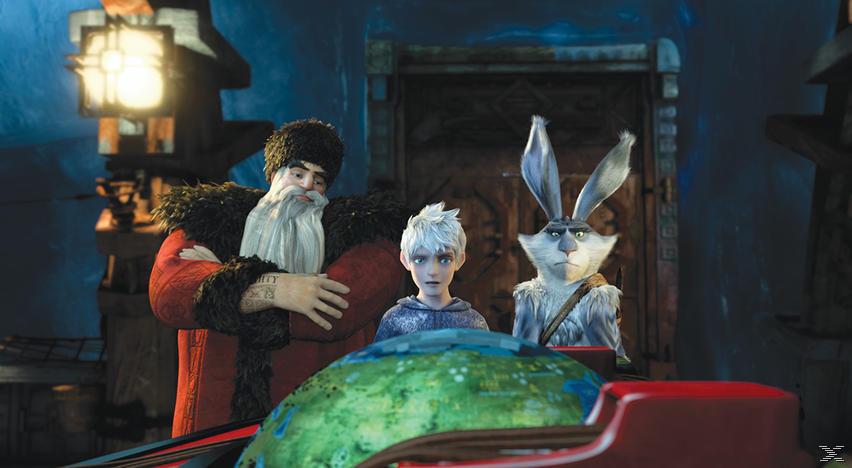 Die Hüter des Lichts (3D+2D) [3D Blu-ray (+2D)]